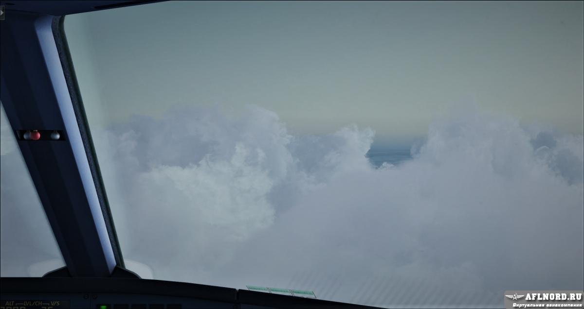 Плывем в облаках