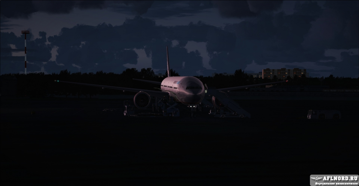 Вечерний USSS